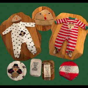 Holiday Bundle for 3 month old  baby